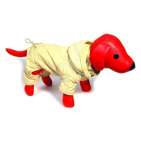 Купить Комбинезон для собак DEZZIE «Рафи». Цвет: золотистый
