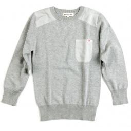 Купить Свитер для мальчика Appaman Military Sweater. Цвет: серый