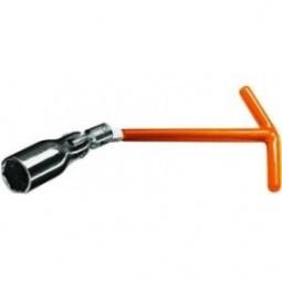 Купить Ключ свечной SPARTA с шарниром