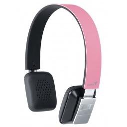 фото Гарнитура беспроводная Genius HS-920BT. Цвет: розовый, черный