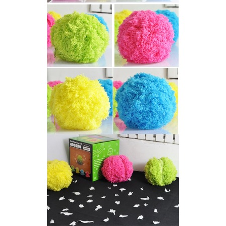 Купить Робот-мячик для уборки помещений 31 Век El-Robo-Ball. В ассортименте