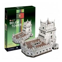 Купить Пазл 3D CubicFun «Башня Белен»