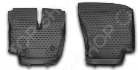 Комплект ковриков в салон автомобиля Novline-Autofamily Ford Cargo 1830Коврики в салон<br>Комплект ковриков в салон автомобиля Novline Autofamily Ford Cargo 1830 поможет обеспечить чистоту и комфортные условия эксплуатации вашего автомобиля. Используйте эти коврики, чтобы защитить оригинальное покрытие пола от грязи, пыли, пятен и воздействия влаги. Изделия созданы из экологически чистого полимерного материала, прошедшего строгий гигиенический контроль. Оцените основные преимущества полиуретановых ковриков Novline:  Нейтральность к агрессивному воздействую различных химических сред.  Высокая устойчивость к значительным перепадам температур в диапазоне от -50 до 50 C .  Устойчивость к воздействию ультрафиолетовых лучей.  Значительно легче резиновых аналогов. Легко очищаются от грязи, обладают повышенной износостойкостью.  Свойства материала и текстура поверхности коврика обеспечивают противоскользящий эффект.  Форма ковриков разработана с учетом особенностей конкретной марки и модели автомобиля применяется технология 3D-сканирования для максимальной точности , что избавляет владельца от необходимости их подгонки под салон своей машины. Коврики надежно фиксируются на своих местах и не смещаются.  Передняя часть водительского ковра имеет специальную форму, исключающую зацепление педали за изделие.<br>