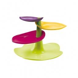 Купить Тортовница Zak!designs «Цветочная фантазия»