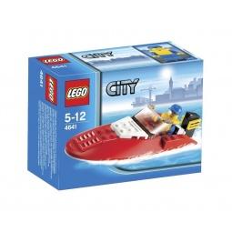 фото Конструктор LEGO Скоростной катер