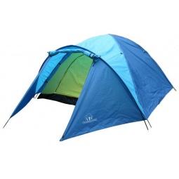 фото Палатка 2-х местная Greenwood Target 2. Цвет: голубой, синий