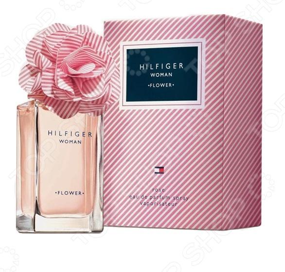 Парфюмированная вода для женщин Tommy Hilfiger Flower Rose парфюмированная вода tommy hilfiger peach blossom