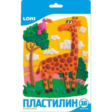 Купить Набор пластилина Lori 29958