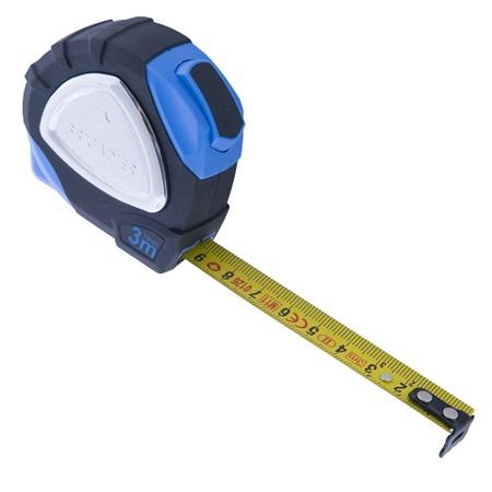 Купить Рулетка измерительная Brigadier Extrema с нейлоновым покрытием