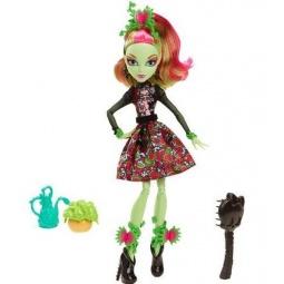фото Кукла Mattel Монстр Хай «Венера Макфлайтрэп»