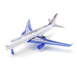 фото Самолет инерционный Shantou Gepai «Пассажирский» 1488-8A