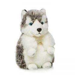Купить Мягкая игрушка MaxiLife «Хаски» стоячий