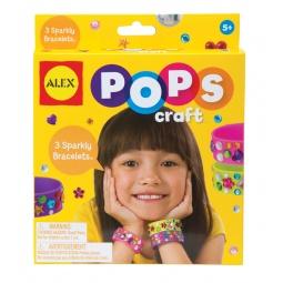 Купить Набор для создания браслетов Alex POPS CRAFT