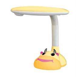 фото Лампа настольная СТАРТ «Корова». Цвет: желтый