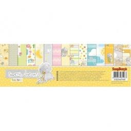 фото Набор бумаги для скрапбукинга ScrapBerry's «Веселое детство» SCB220607400