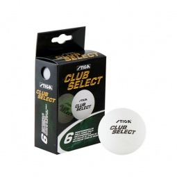 фото Мяч для настольного тенниса Stiga Club Select