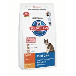 фото Корм сухой диетический для кошек Hill's Science Plan Oral Care