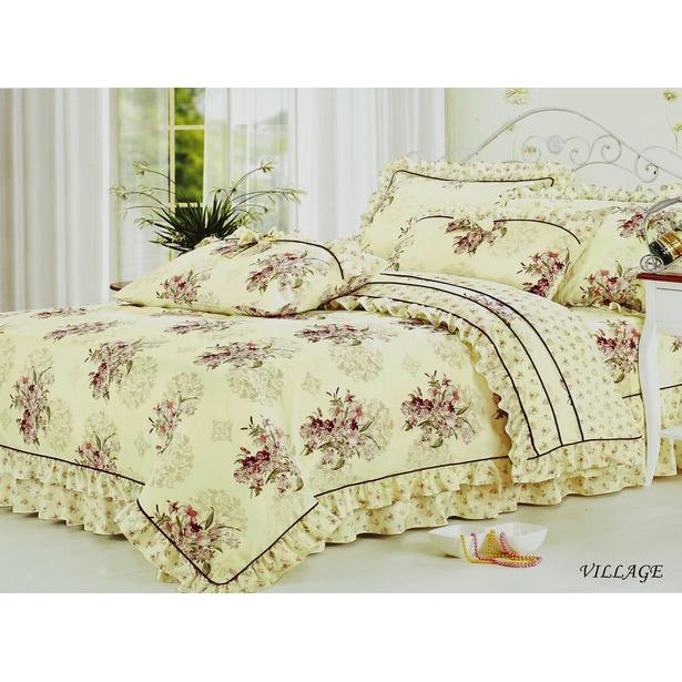 фото Комплект постельного белья Jardin Village. 1,5-спальный