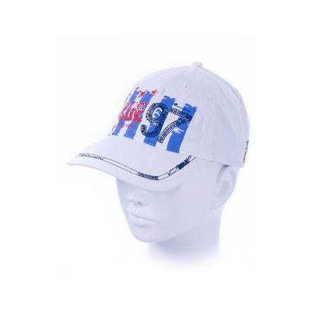 Купить Бейсболка для мальчика ЧУДО-КРОХА ЯВ119675. цвет: белый