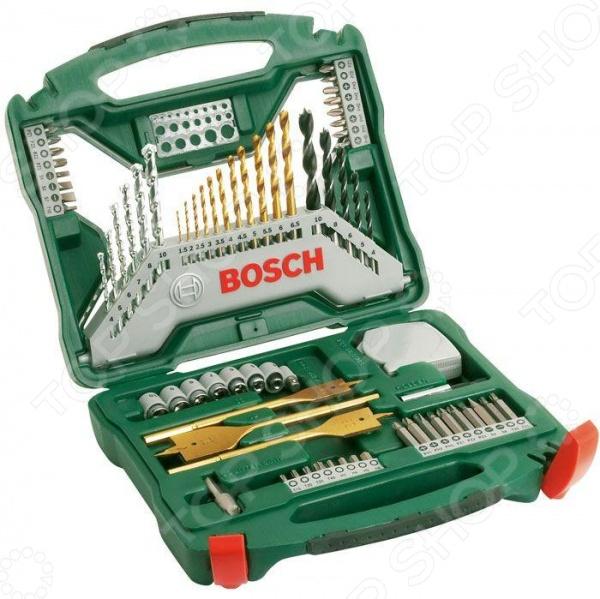 Набор сверл и бит Bosch X-Line-70