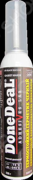 Термостойкий формирователь прокладок Done Deal DD 6715 высокотемпературный бандаж для ремонта глушителя done deal dd 6789