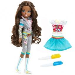 фото Кукла Moxie Модница с маркерами (3D), Бриа