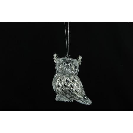 Купить Елочное украшение Crystal Deco «Сова» 1707595