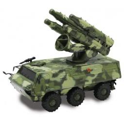 фото Модель бронетранспортера Пламенный Мотор «Зенитный-ракетный комплекс»