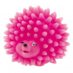 фото Игрушка для собак DEZZIE «Розовый ежик»