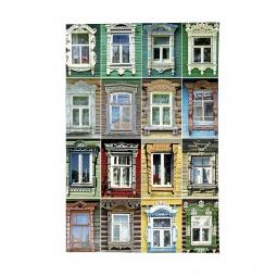 Купить Обложка для автодокументов Mitya Veselkov «Большие окна»