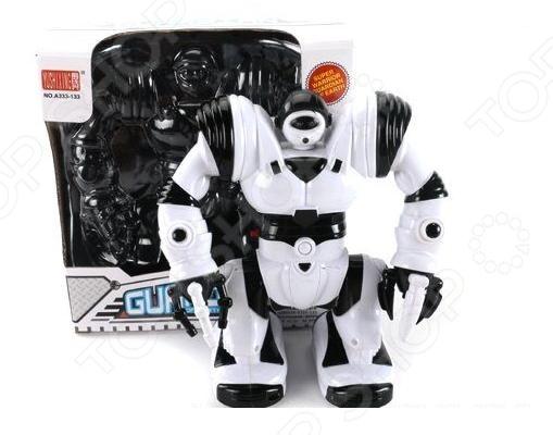 Робот интерактивный Shantou Gepai A333-133 интерактивный робот crazon