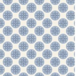 фото Отрез ткани Tilda Инки. Цвет: синий