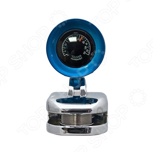 Термометр автомобильный с держателем визиток Carpin GT-38491
