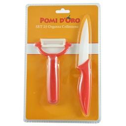 Купить Набор керамических ножей Pomi d'Oro SET25