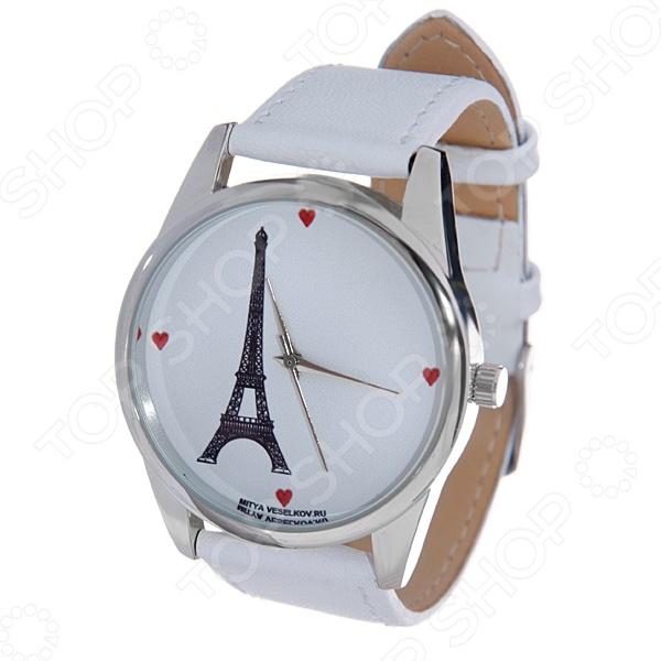Часы наручные Mitya Veselkov «Париж» MV.White