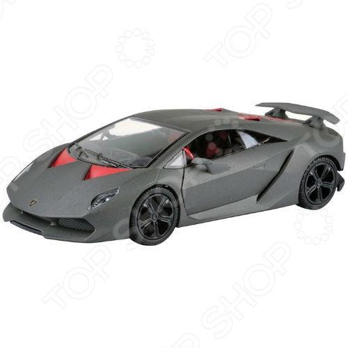 Модель автомобиля 1:24 Motormax Lamborghini Sesto Elemento автомобиль bburago lamborghini sesto elemento 1 24 18 21061