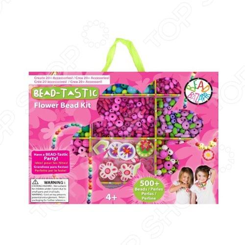 Набор для создания украшений Bead Bazaar «Цветок» 1698441