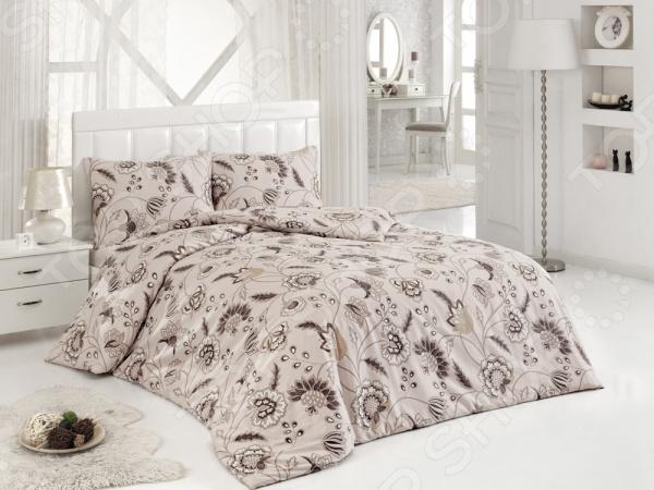 Комплект постельного белья Asteria Orlena. ЕвроЕвро<br>Комплект постельного белья Asteria Orlena. Евро - красивое и качественное постельное белье, которое подарит вам крепкий и здоровый сон. Крепкий и здоровый сон - залог вашего здоровья, поэтому важно правильно подобрать постельное белье на котором вы будите отдыхать. Красивый дизайн и высокое качество - главные критерии при выборе постельного белья. Комплект выполнен из качественного натурального волокна - сатина, материала приятного на ощупь. Сатин отлично зарекомендовала себя в производстве постельного белья, даже после многократных стирок, белье из сатина не теряет своих качеств, не линяет и не меняет свой внешний вид. При изготовлении данной серии постельного белья, были использованы красители высшего качества, безопасные для здоровья и долговечные. Роскошное постельное белье очарует вас и великолепным образом преобразит вашу спальню.<br>