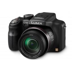 Купить Фотокамера цифровая Panasonic DMC-FZ62EE-K