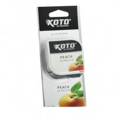 фото Ароматизатор гелевый Koto Air Pro Slim. Модель: Peach