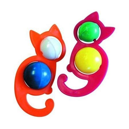 Купить Игрушка-погремушка Аэлита «Кошечка». В ассортименте