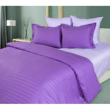 Купить Комплект постельного белья Королевское Искушение «Лаванда». Евро
