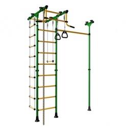 фото Детский спортивный комплекс Карусель Меркурий-1. Цвет: зеленый