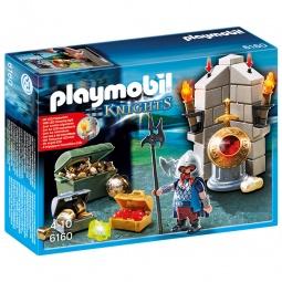 фото Конструктор игровой Playmobil «Рыцари: Хранитель царских сокровищ»