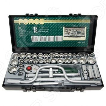Набор с торцевыми головками Force F-4412