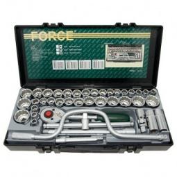 Купить Набор с торцевыми головками Force F-4412