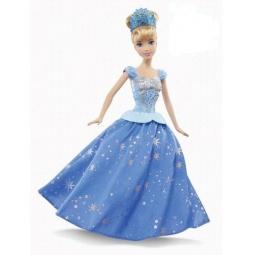 фото Кукла Mattel «Принцесса Золушка с развевающейся юбкой»