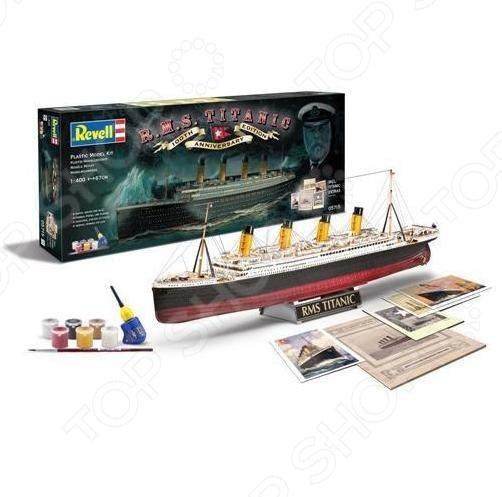 Сборная модель морского судна Revell «100-летняя годовщина Титаника»