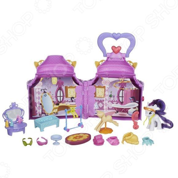 Набор игровой для девочки Hasbro «Бутик Рарити»