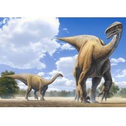 Купить Пазл 120 элементов MIDI Castorland «Динозавры»